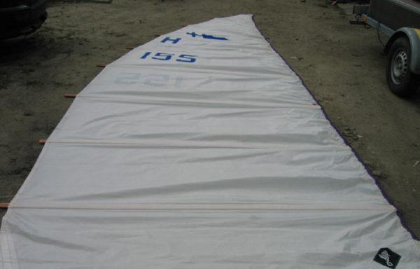 Żagiel grot katamaran 693cm x 220cm (230603)