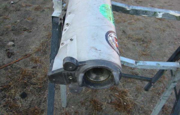 Maszt dł. 910cm, profil 130mm x 75mm (001)