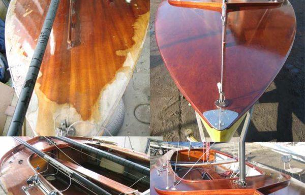 Remonty jachtów, łodzi, katamaranów itp.